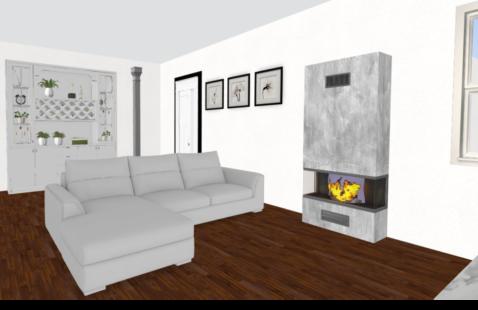 Servizio di rendering e progettazione serramenti